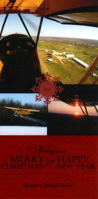 "Stewart""s Christmas Card 2011"